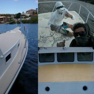 Boat work yard brunostillman
